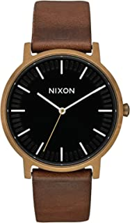 Porter Leather Modern Men's Watch (40mm. Leather Band)