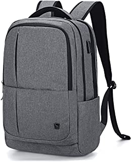 OIWAS Laptop Backpack 17 Inch For Men Business 17.3 Inch Bagpack Women Travel Daypack Large College School Bookbag Teens