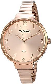 Relógio, Analógico, Mondaine, 32116LPMVDE1, Feminino