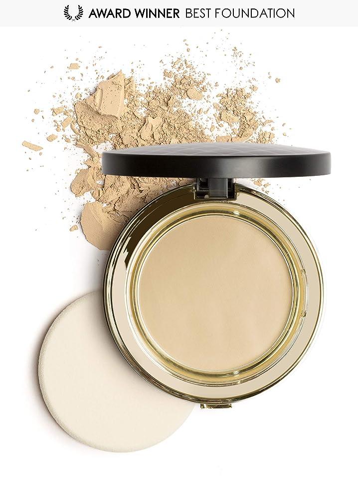 群集アニメーション基礎Mirenesse Cosmetics Skin Clone Foundation Mineral Face Powder SPF15 13g/0.46oz (25. Bronze) - AUTHENTIC
