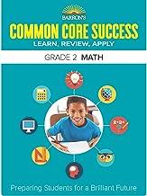 Barron's Common Core Success Grade 2 Math: Preparing Students for a Brilliant Future