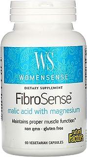 WomenSense FibroSense Natural Factors 90 VCaps
