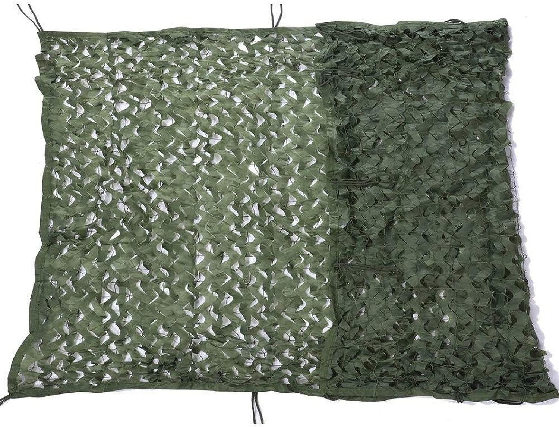 迷彩ネットオックスフォード布迷彩ウッドランド日焼け止めネット車のカバー日焼け止めキャンプホームデコレーションツリーハウス迷彩ネット ZHAOFENGMING (Color : 緑, Size : 12×12M)