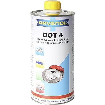 Ravenol Dot 4 Bremsflüssigkeit 1 Liter Auto