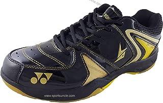Yonex SRCR40LD Black Badminton Shoes (9 UK)