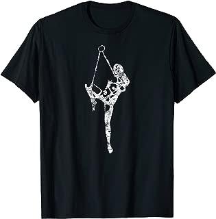 Shibari Rope Suspension Harness Kinky Fetish T-Shirt