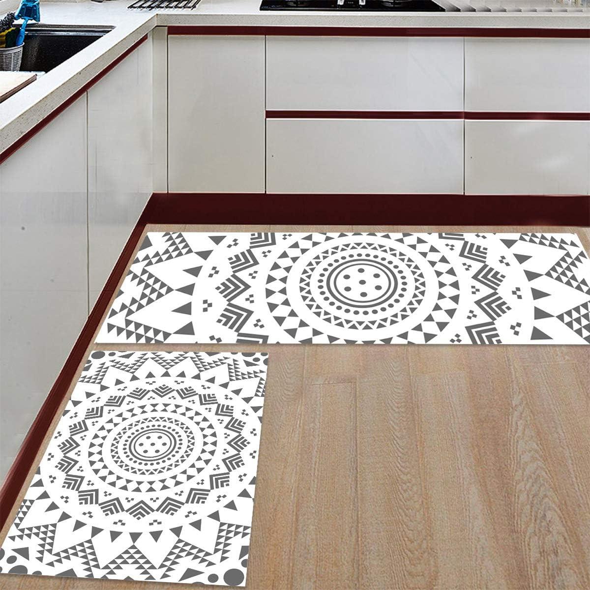 Prime Leader Kitchen Mat and Rugs Geo Set Fashionable Award-winning store of 2 Bohemian Mandala