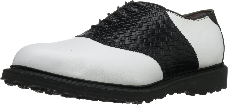 Allen High material Edmonds Men's Golf Translated Redan Shoe