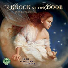 A Knock at the Door 2021 Fantasy Art Wall Calendar