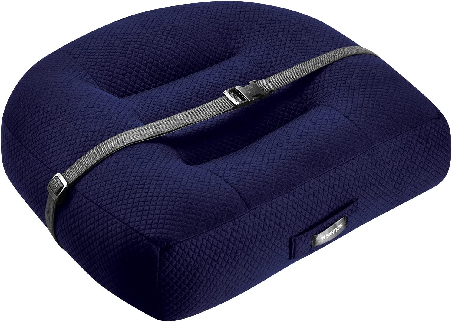 Car Driving seat Cushion, Dwarf Adult Booster seat Cushion, Adult seat Cushion, Truck Driver Thickening Booster Cushion, heightened Office Chair Cushion, Suitable for Cars, Trucks, Offices, etc.