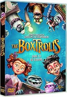 THE BOXTROLLS (2014, DVD)