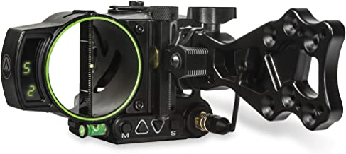 Burris Optics Oracle Bowsight - Rangefinding Bow Sight, Compatible with Arrow Speeds from 200-420 fps