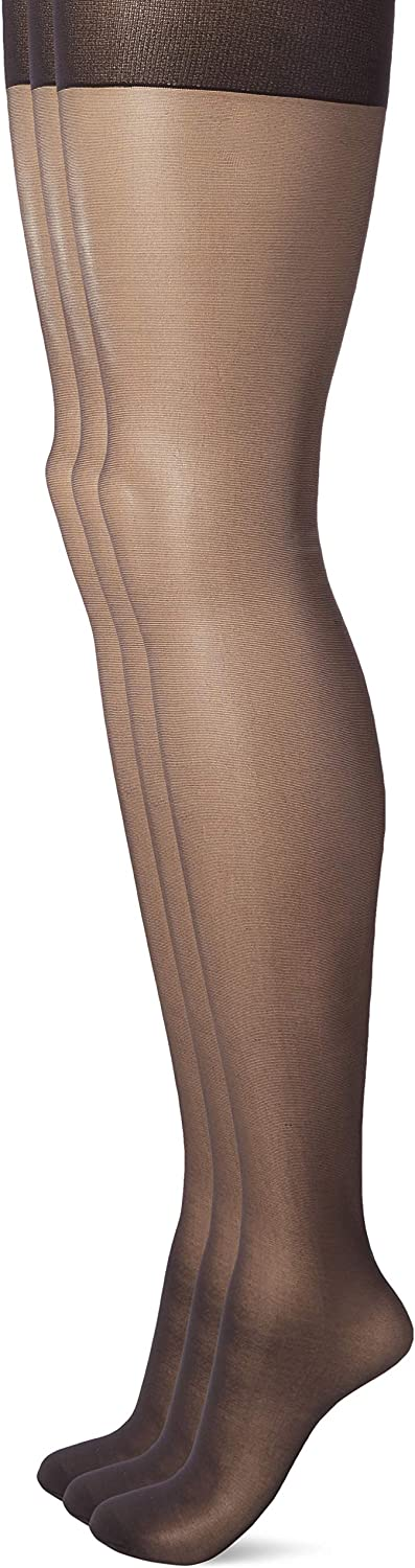 No Nonsense Great Shapes Active Sheer Tight With Graduated Compression Sockshosiery