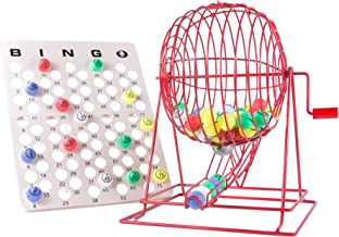 MR CHIPS Professional Bingo Cage (19