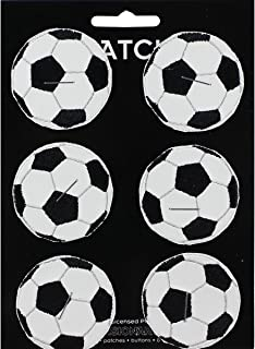 C&D Visionary P2-6-4319 Patch Soccer Ball (6 Pack), 2