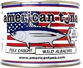 product image for American Tuna MSC Albacore Tuna In Oil, 64 Oz