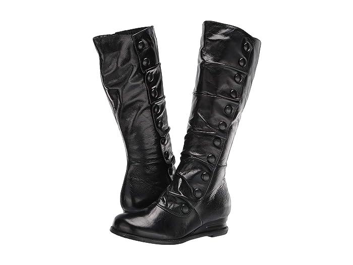 Miz Mooz  Bobbie (Black) Womens  Boots