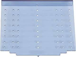 Amerock TMPDRWR Cabinet Drawer Hardware Installation Template