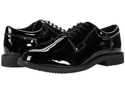 Bates Footwear Sentry Lux Oxford High Gloss