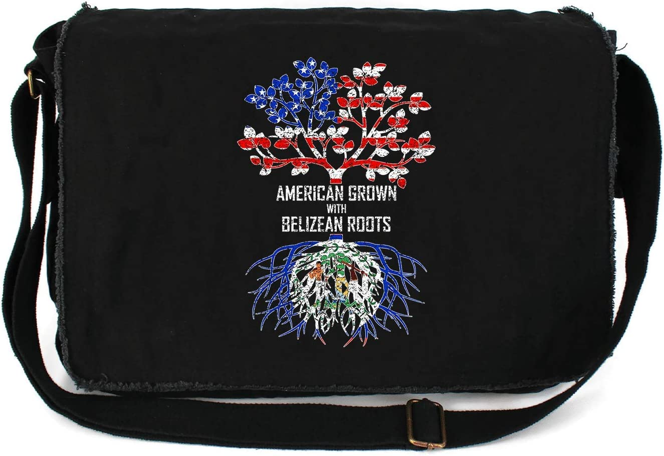 HARD EDGE DESIGN American Grown Safety and trust Roots Print with Max 45% OFF Belizean Custom