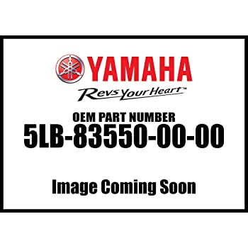 Yamaha 5LY-83550-01-00 Speedometer Cable Assembly; 5LY835500100 Made by Yamaha