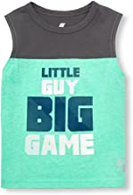 The Children's Place Baby Boys' Graphic Tank Top