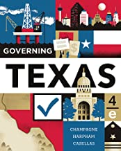 Governing Texas (Fourth Edition)