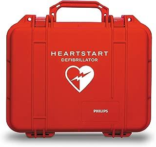Philips HeartStart AED Defibrillator Plastic Waterproof Carry Case