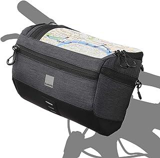 Roswheel Essentials Series 111459 Water Resistant Bike Bicycle Handlebar Bag Map Phone Case