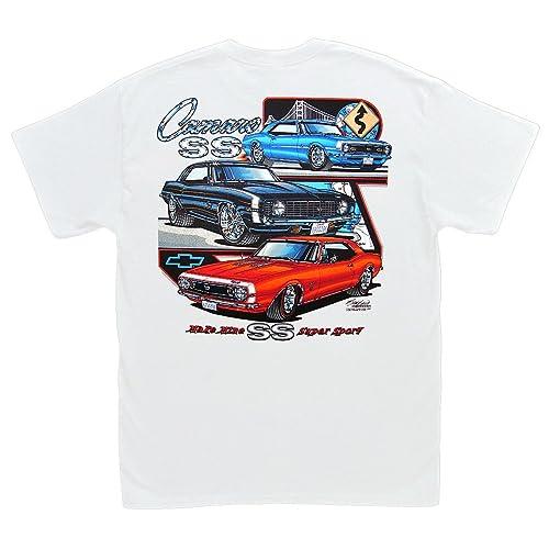 0d08fd27 Hot Shirts Make Mine SS/Camaro T-Shirt: Z/28 RS Chevrolet