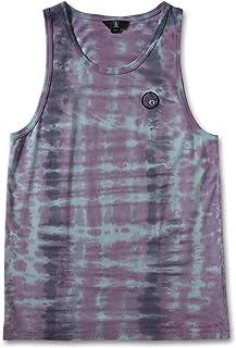 Volcom Men's Complxer Tie Dye Tank Top