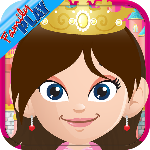 Princess Toddler: Royal and Fairy Tale Games for Kids