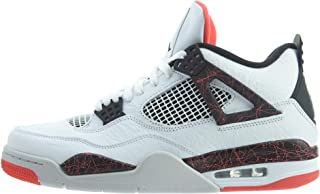 Nike Air Jordan 4 Retro Mens Hi Top Basketball Trainers 308497 Sneakers Shoes