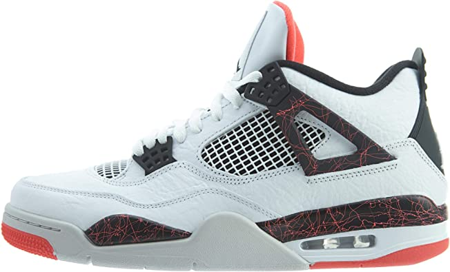Jordan 4 Retro, Chaussures de Fitness Homme