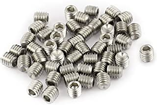 Cone Point Socket Set Screw Alloy Steel Metric Class 14.9-45H Black Oxide Thread Diamater: M3 x Length: 3mm M3-0.5 x 3mm Coarse Thread Quantity: 100 DIN 914 Hex Socket