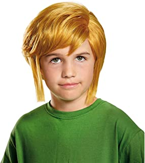 Disguise Link Child Wig Costume
