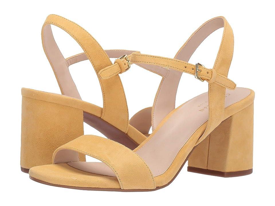 Cole Haan Josie Block Heel Sandal (Sunset Gold) Women