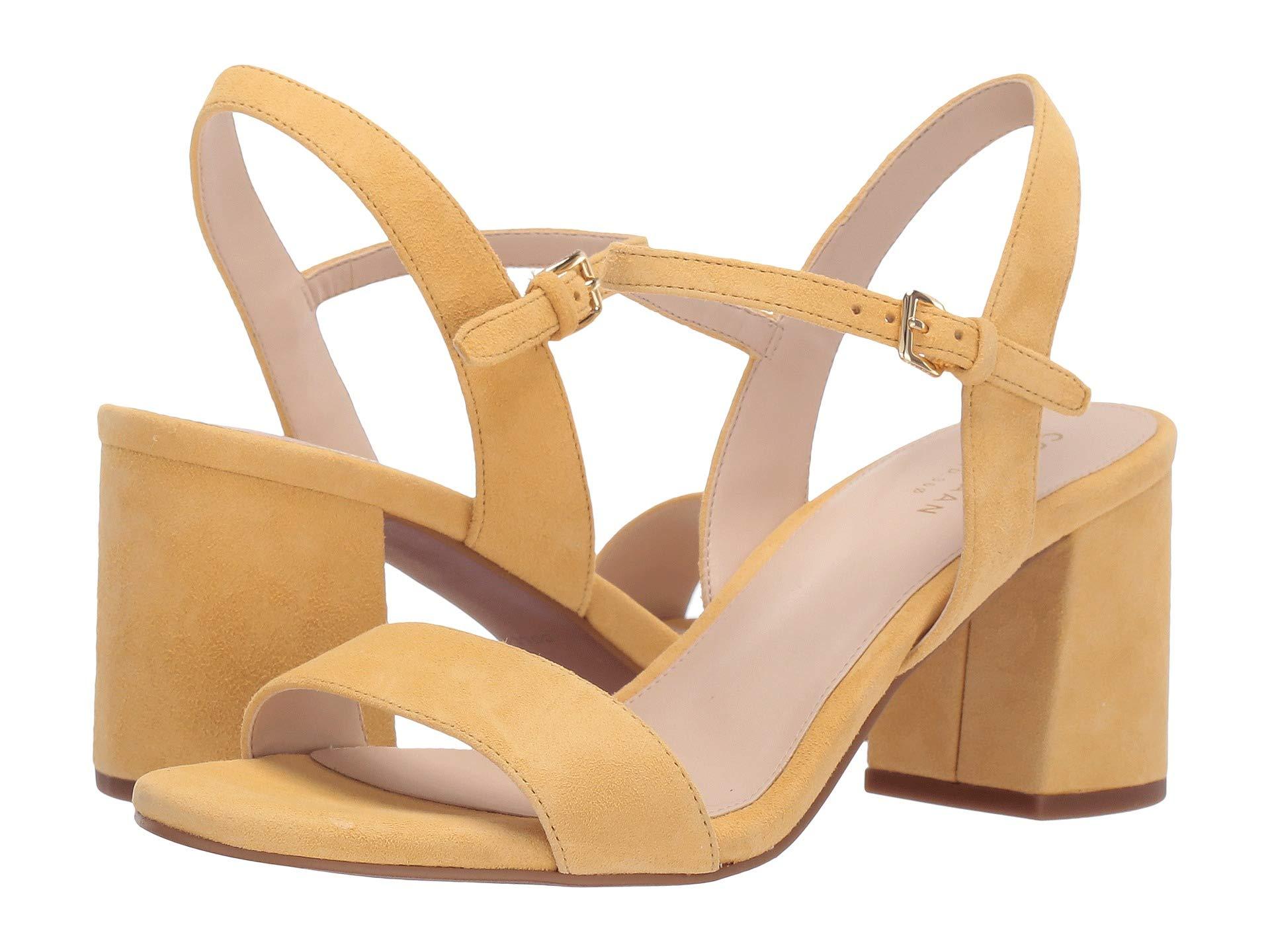 Cole Haan Women's Josie Block Heel Sandal 5