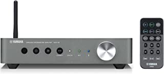 ヤマハ ワイヤレスストリーミングアンプ Bluetooth MusicCast® 対応 プリアンプ型 ダークシルバー WXC-50(SD)