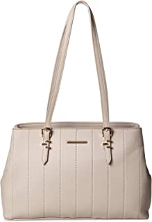 Shoexpress Tote Bag for Women - Beige