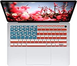 Masino Silicon Keyboard Cover Ultra Thin Protective Skin for MacBook Air 13