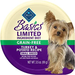 Blue Basics Limited Ingredient Turkey