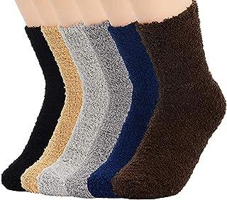 Women's Soft Slipper Socks Cozy Fluffy Fuzzy Gift for Women