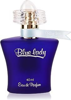 Al Rasasi Blue Lady for Women Eau de Parfum 50ml With Deo Spray 40ml