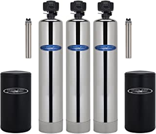 Tannin Removal + Softener + SMART Series Whole House Water Filter