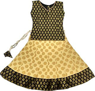 Best pattu pavadai neck design for kids Reviews