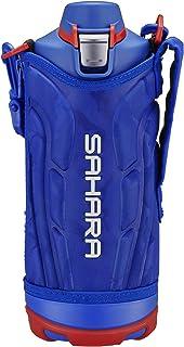 赞助广告- TIGER 虎牌 水壶 1升 SAHARA系列 不锈钢保温杯 运动直饮 广口 保冷专用 蓝色 MME-F100AK