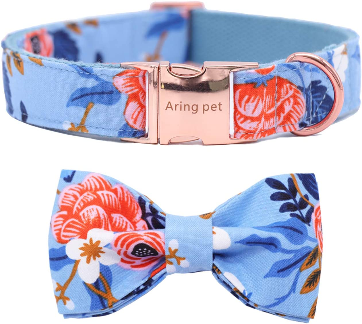 ARING PET Dog free Regular store Collar Bowtie Col Bow with Adjustable