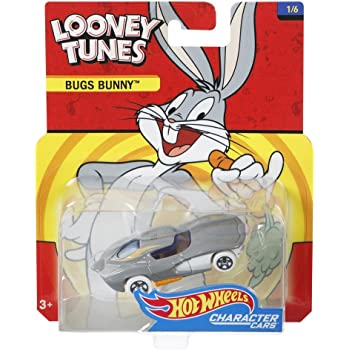 Hot Wheels Looney Tunes Wile E Coyote Vehicle Mattel DXT13
