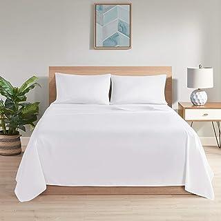 Juego de sábanas para cama individual de 3 piezas, 1 sában